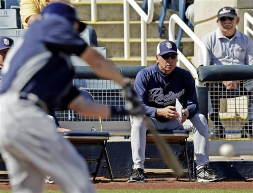Gyorko homers for Padres in win over Brewers