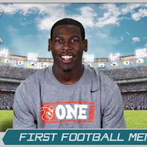 Virtual Rookie Card: Marqise Lee