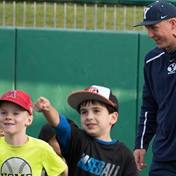 WCC Baseball | Kids Day