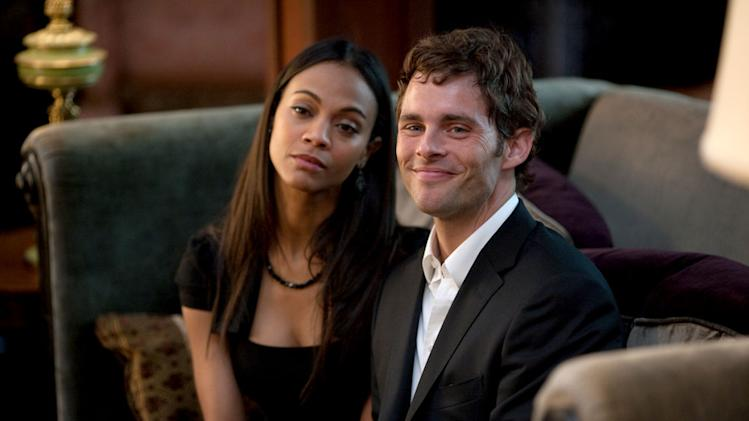 Death at a Funeral Screen Gems 2010 Production Photos Zoe Saldana James Marsden