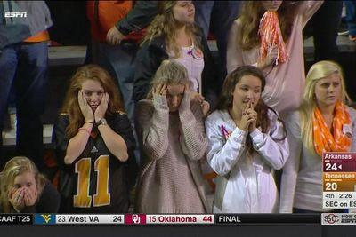 The Five Stages of Tennessee Grief