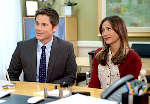 Rashida Jones and Rob Lowe Leaving Parks and Recreation in Season 6