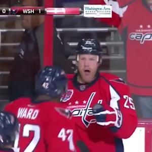 Florida Panthers at Washington Capitals - 10/18/2014