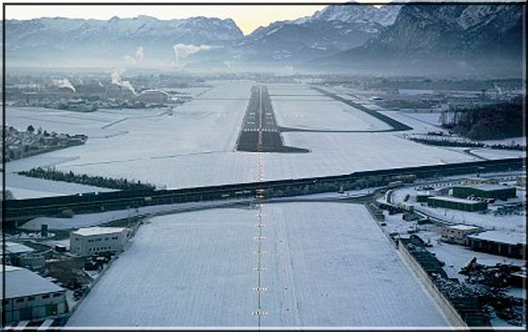 Worlds scariest airport r …