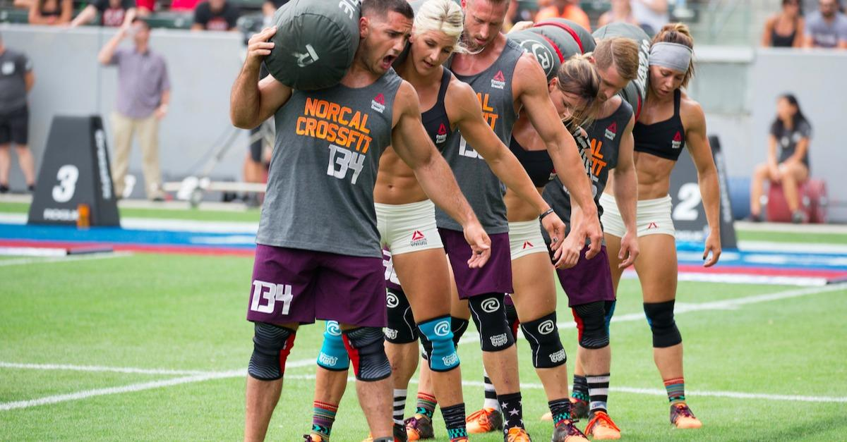 The Most Memorable Photos Of The CrossFit Games