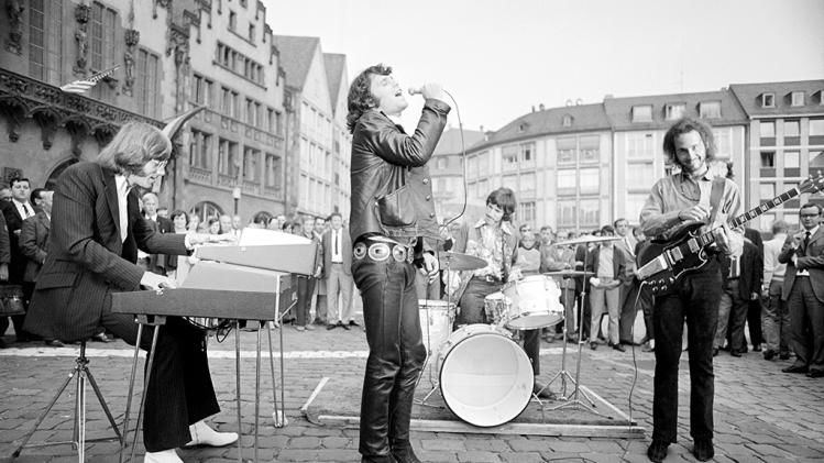 September 1968, Frankfurt, Doors