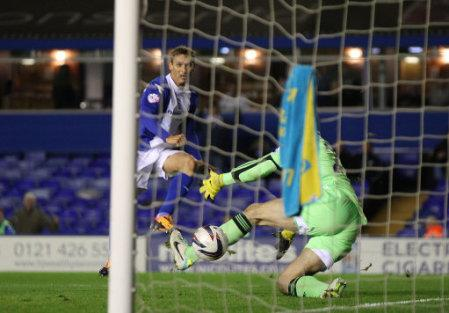 Soccer - Capital One Cup - Fourth Round - Birmingham City v Stoke City - St Andrews