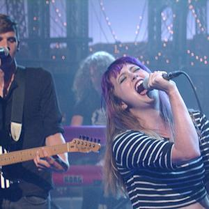 "David Letterman - Sleeper Agent: ""Waves"""
