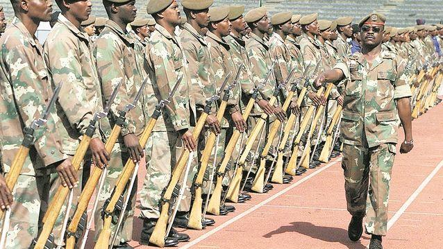 SANDF 'learning from Bangui' to prepare for Congolese peacekeeping