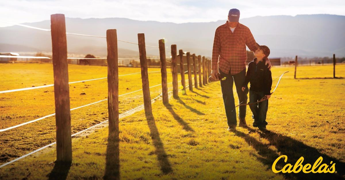Give Your Dad the Gift of the Outdoors