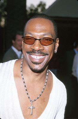 Premiere: Eddie Murphy at the Universal City premiere of Universal's Nutty Professor II: The Klumps - 7/24/2000