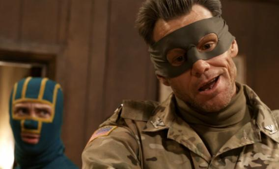 Jim Carrey 'Cannot Support' Violence in 'Kick-Ass 2' After Newtown Shootings