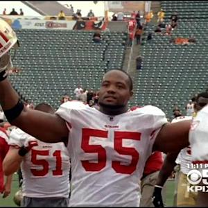49ers Ahmad Brooks Accused Of Sexual Assault At Ray McDonald's Former San Jose Home