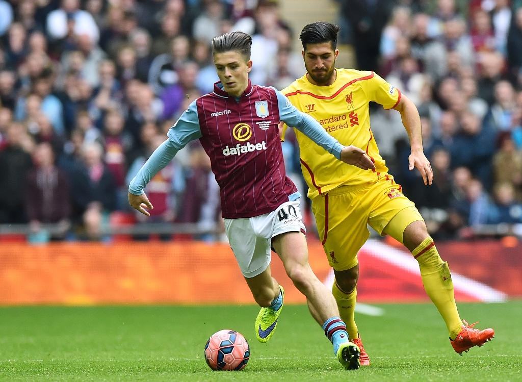 Sherwood urges Grealish to focus on Villa