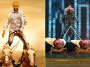 Ajay Devgn's iconic stunt in EEGA Hindi remake MAKKHI!