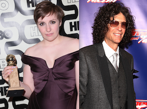 Howard Stern Apologizes to Lena Dunham for 'Little Fat Girl' Remarks (Video)
