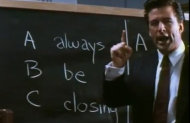 The Real Reason Sales People Struggle to Close Opportunities image Always be Closing