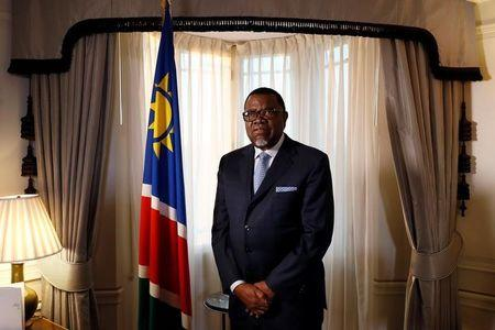 Namibia will stay in ICC - if United States joins, says president