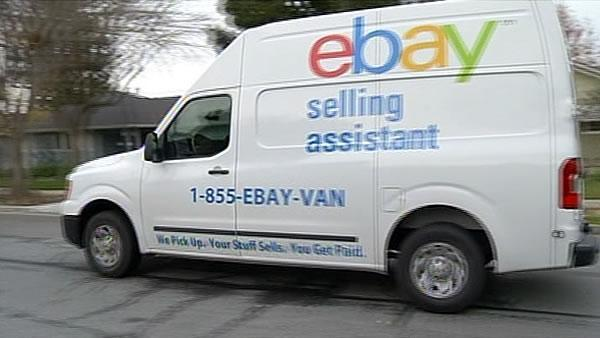 eBay testing pick-up program in South Bay