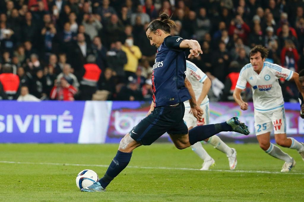 Ibrahimovic breaks PSG goal record as OM pay penalty