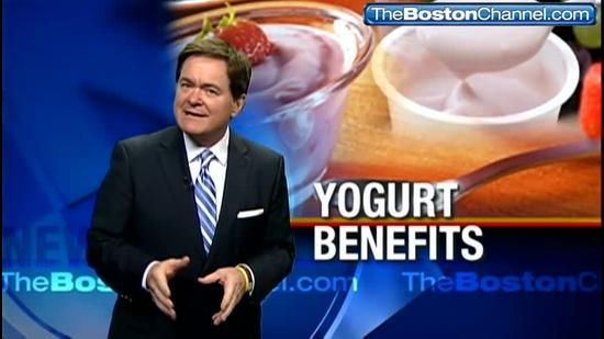 Study: Yogurt diet key to mouse 'sexiness'