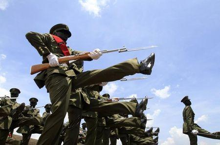 Uganda says to start troop exit from South Sudan
