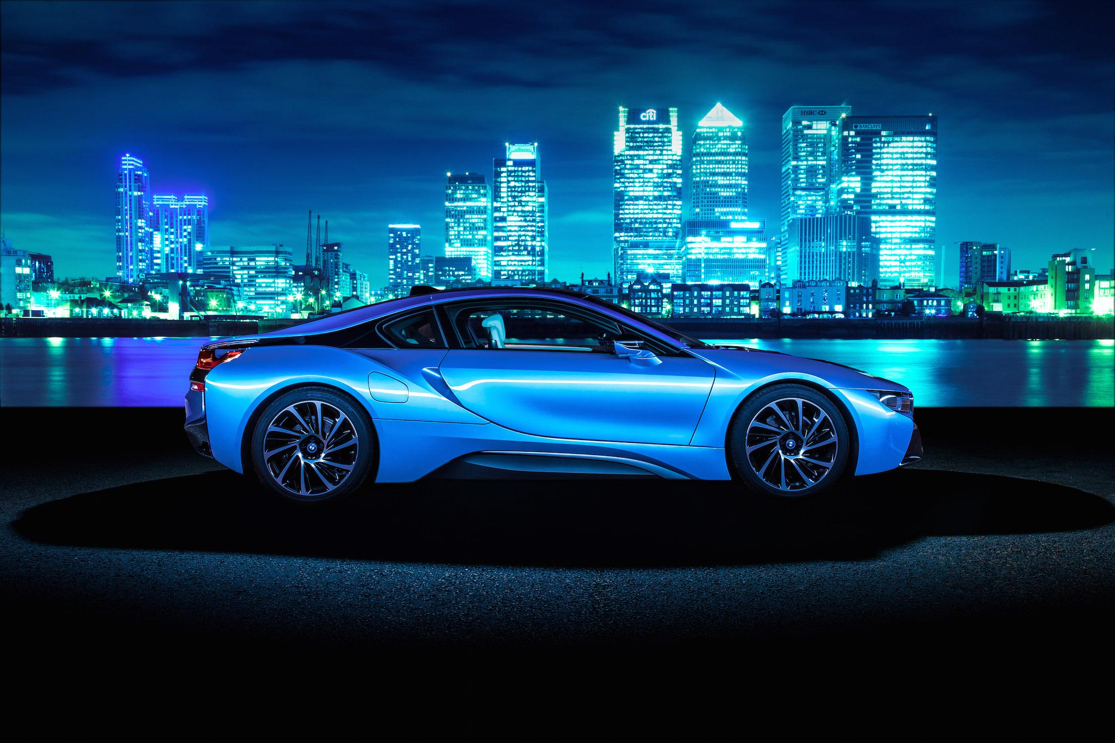 The BMW i8 supercar is officially the best car in the UK right now