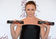 Stella McCartney cratrice de l&#39;anne aux British Fashion Awards