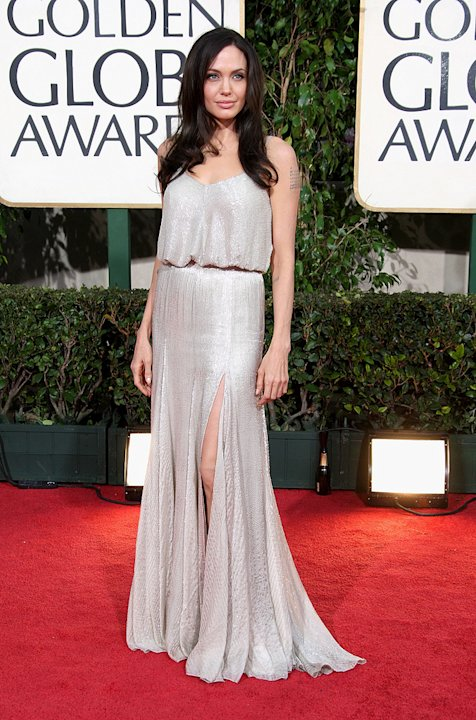 Best & Worst Overview Gallery 2009 Angelina Jolie Golden Globes