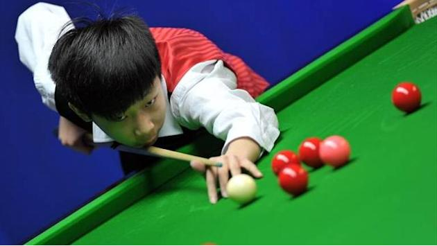 Snooker - Lu Haotian stuns Dale to reach International Championship quarters