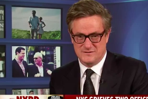 Joe Scarborough Blasts 'Left Wing Talking Heads' and New York Times for New York City Cop Killings (Video)