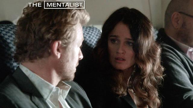 The Mentalist - Don't Run Away From Me