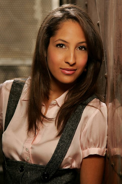 Christel Khalil stars as Lily Winters on &quot;The Young and the Restless.&quot; 