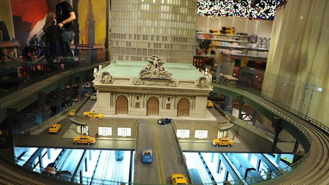 New York Transit Museum 11th Annual Holiday Train Show