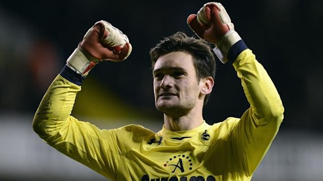 Hugo Lloris (Reuters)