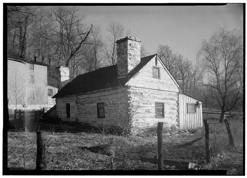 Here's the Oldest Building in Pennsylvania, Built Around 1640