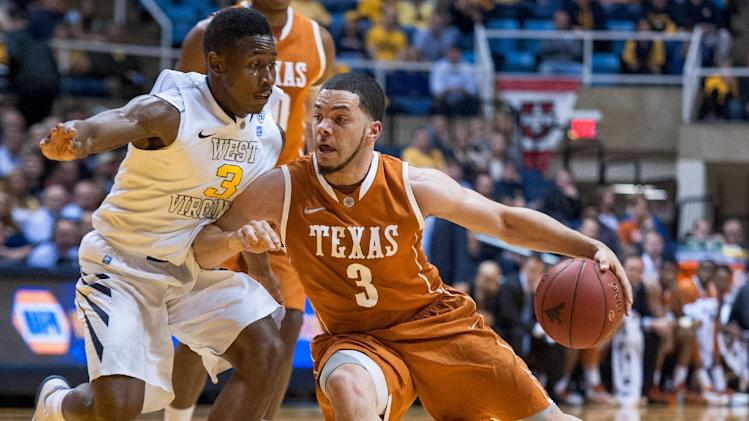 Texas knocks off West Virginia 80-69