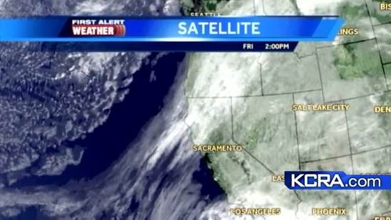 Friday Weather Update 1.25