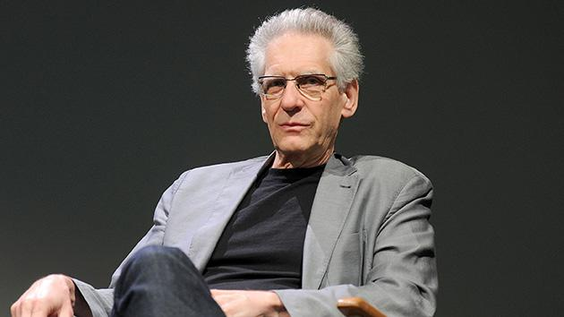 Movie Talk David Cronenberg 630