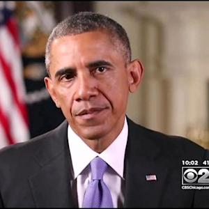 President Tells Public Not To Panic About Ebola