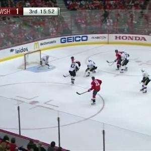 Troy Brouwer Goal on Marc-Andre Fleury (04:09/3rd)