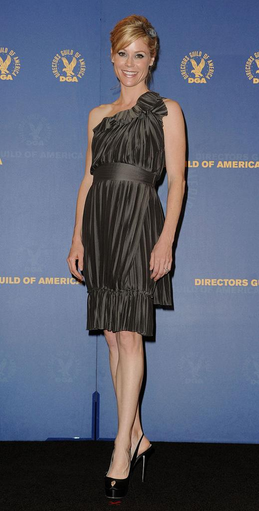 62nd Annual DGA Awards 2010 Julie Bowen