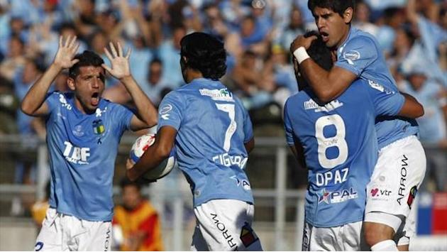 South American Football - O'Higgins win first Chilean title after 58-year wait