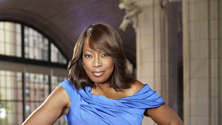 "Star Jones competes in ""The Celebrity Apprentice."""