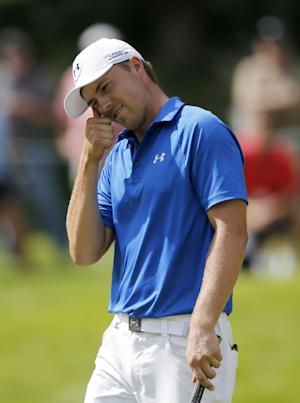 Spieth not frazzled by fast rise in golf
