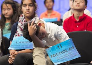 Nicholas Lee of Rancho Cucamonga, California, waits …