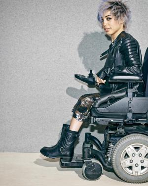 Nordstrom ads feature models with disabilities