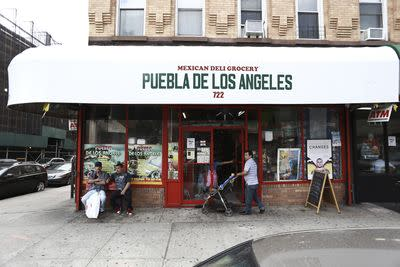 Cemitas Steal the Spotlight at Bodega/Taqueria Puebla De Los Angeles in South Slope