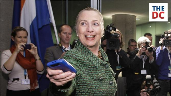 Hillary Also Used An iPad To Send Emails, Though She Said She Only Used A Blackberry