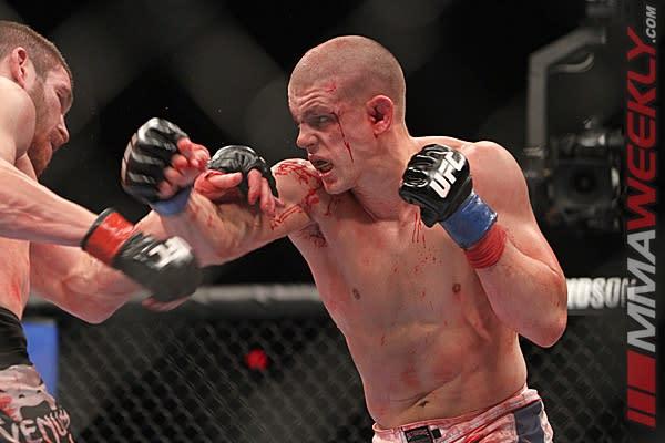 Joe Lauzon vs. Mac Danzig Moved to Main Card as Part of UFC on Fox 9 Fight Card Shuffle